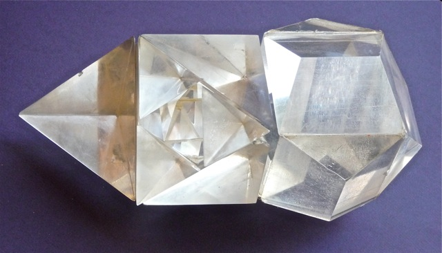 Crystal Morphohedron