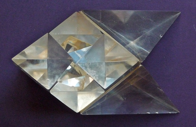 Crystal Morphohedron